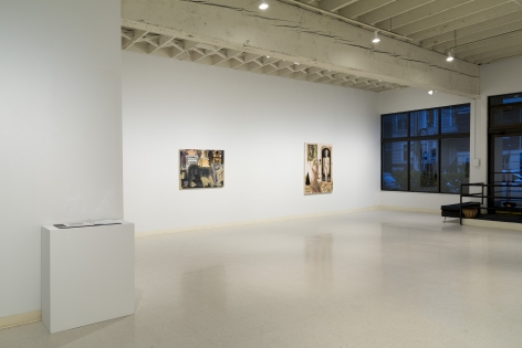 Elizabeth Malaska | Heavenly Bodies | Installation View 6