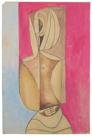 Bunce - Abstract figure