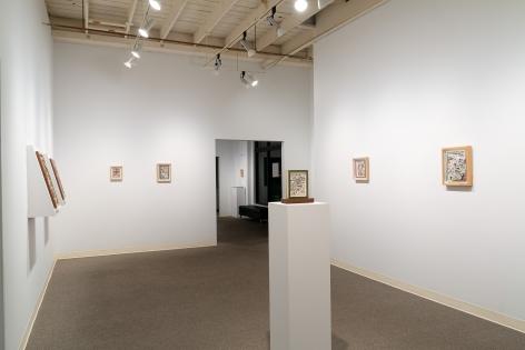 James Allen | Making New Memories | September 2019 | Russo Lee Gallery | Installation View 011