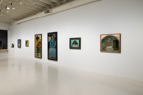 Gregory Grenon | Introduction to Character | Installation View 07