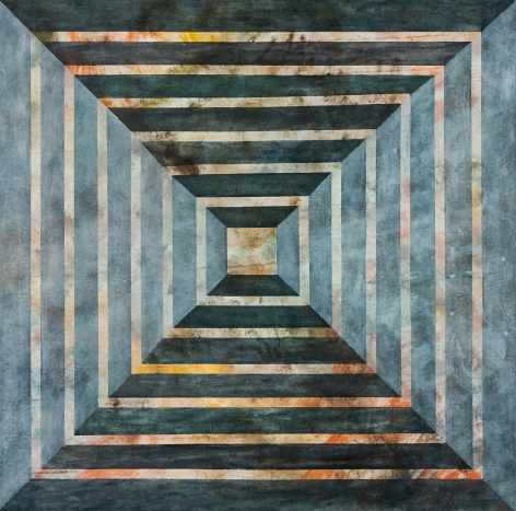 Whitney E. Nye (b. 1966)  Bellows, 2021