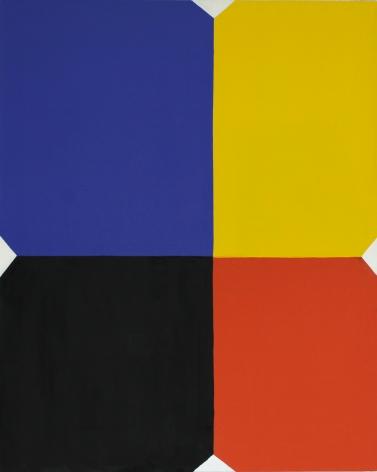 Betty Merken - Bauhaus Quadrant
