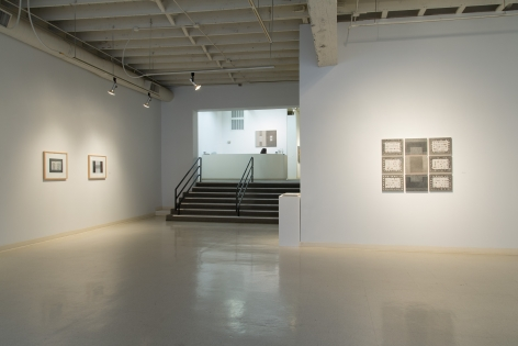 Marlene Bauer | August - Installation View