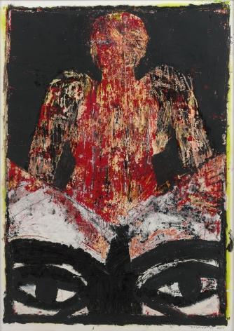 Michael Spafford (b. 1935)  Birth of Athena #3