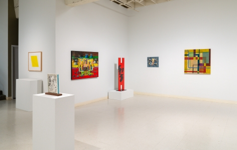 Holiday Group Exhibition | December 2019 | Russo Lee Gallery | Portland Oregon | Installation view 08