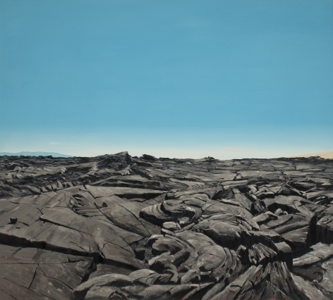 Brophy - Lava Field Surface II