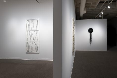 Brenda Mallory - Working Through - Installation View 07