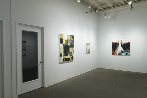 G. Lewis Clevenger | Reclaiming My Time | Installation View 5