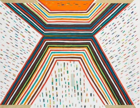 Whitney E. Nye (b. 1966)  Jumper Jack, 2021