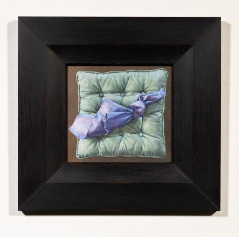 Sean Cain - Untitled (Purple Cloth)