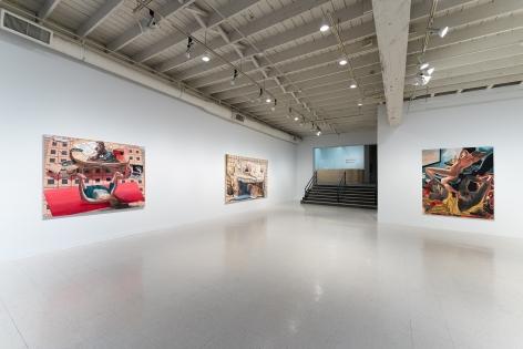 Elizabeth Malaksa   Sacrifice   Russo Lee Gallery   April 2021   Installation View 01