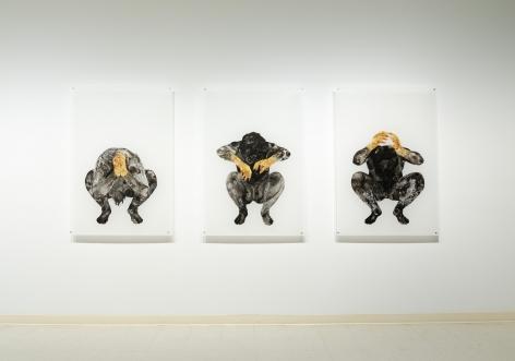 Samantha Wall   Phantom Limbs   Russo Lee Gallery   Installation View_02