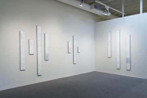Gina Wilson - December 2015 show - Installation View