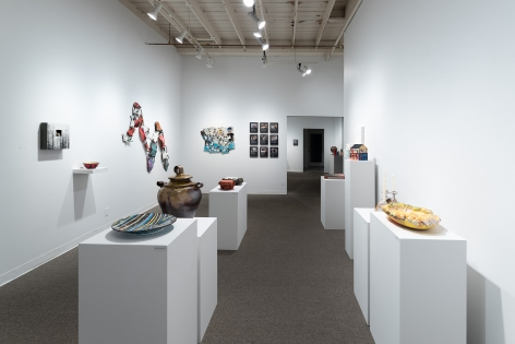 Gather:Make:Shelter Academy | July 1–31, 2021 | Russo Lee Gallery | Installation View 020
