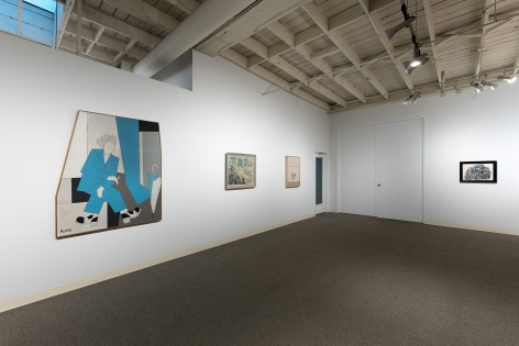 Early Northwest Masters | February 4–27, 2021 | Installation View 012