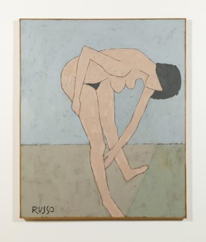 Russo - Nude Bending Down