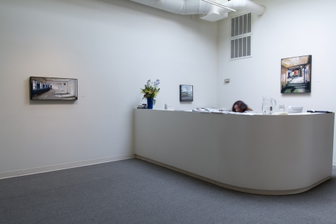 Roll Hardy at Laura Russo Gallery June 2015