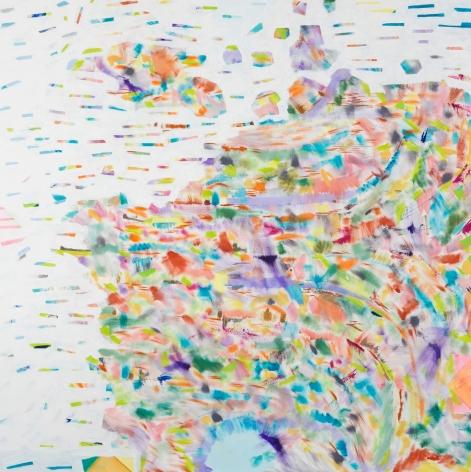 Whitney E. Nye (b. 1966)  Daydreamer, 2021