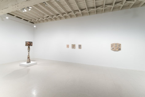 James Allen | You Are Living in a Poem | Russo Lee Gallery | July 1–31, 2021 | Installation view 02