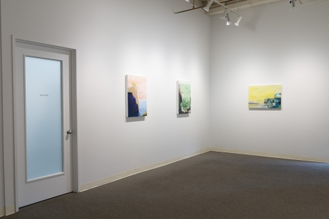 G. Lewis Clevenger | Seascapes | Russo Lee Gallery | Installation View 02