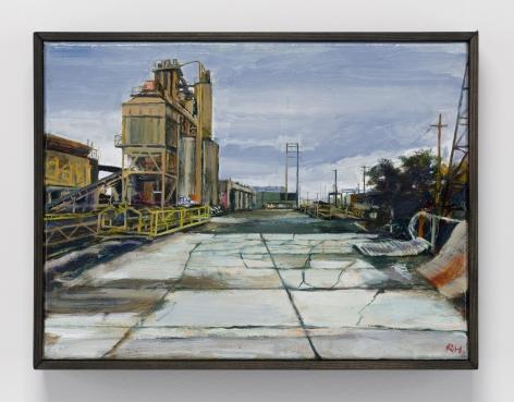 Roll Hardy (b. 1974)  Springwater Corridor, 2021