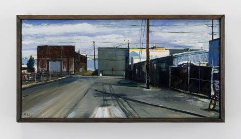 Roll Hardy (b. 1974)  One Way Street, 2021