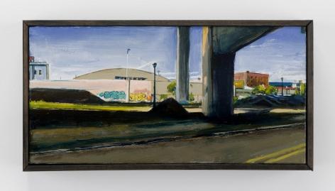 Roll Hardy (b. 1974)  NW Thurman, 2021
