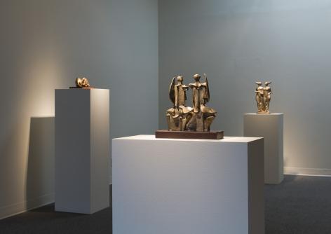 Manuel Izquierdo  Sculpture from the Estate  March 2015
