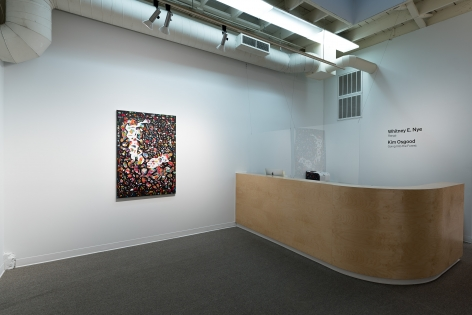 Whitney Nye | Range | Russo Lee Gallery | May 2021 | Installation View 010