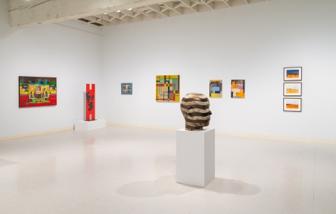 Holiday Group Exhibition | December 2019 | Russo Lee Gallery | Portland Oregon | Installation view 02