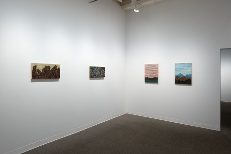 Rae Mahaffey - New Places - September 2–October 2, 2021 - Russo Lee Gallery - Installation view 09