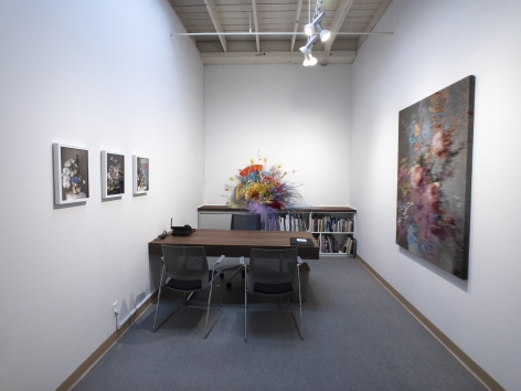 Manu Torres | The Office | Installation View 11