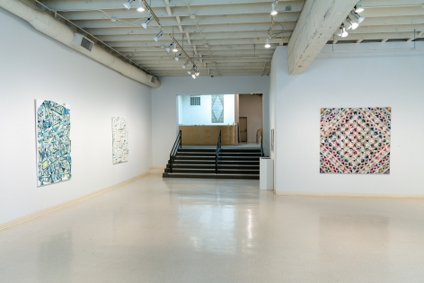 Whitney Nye - Tack - July 2019 - Installation view 05