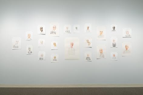Anne Siems - Bite - August 2019 - Russo Lee Gallery - installation View 04
