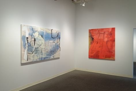 Audrey Tulimiero Welch | Fuel | Russo Lee Gallery | Portland Oregon | Installation view 04