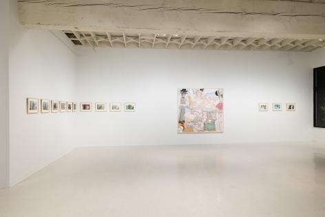 Fay Jones - New Work - Installation View 01
