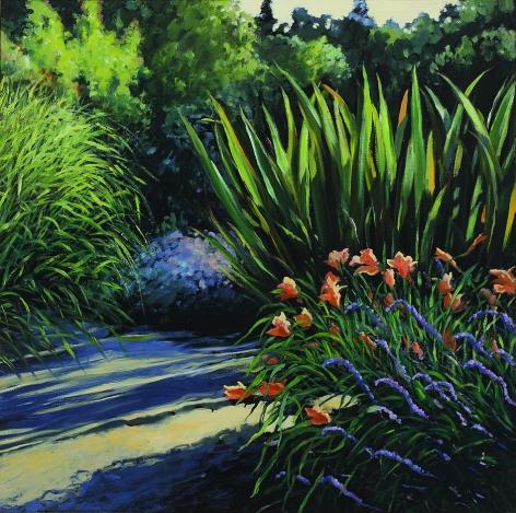Goulet - Garden Lillies