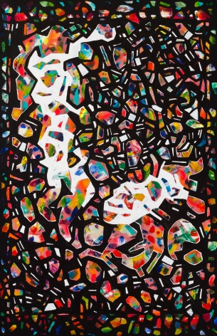 Whitney E. Nye (b. 1966)  Pond Talk, 2021