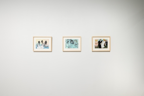 Fay Jones - New Work - Installation View 04