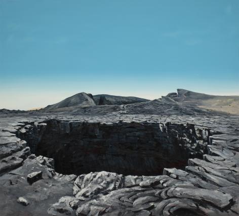 Brophy - Lava Field: Pit