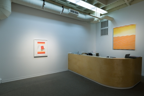 Betty Merken | Persuasive Geometry | March 2020 | Russo Lee Gallery | Portland Oregon | Installation view 07