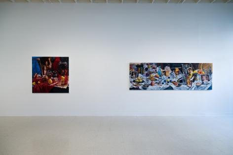 Sherrie Wolf | Memento | June 16–July 31, 2020 | Installation View 06
