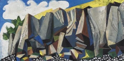 Parker - Escarpment Partita