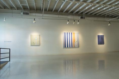 Betty Merken at Laura Russo Gallery July 2014