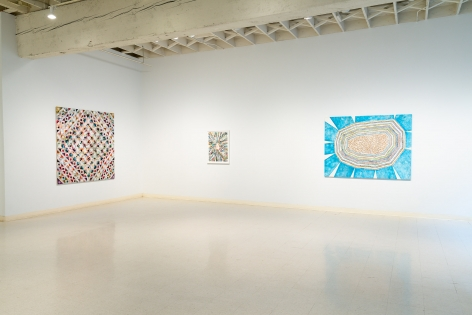 Whitney Nye - Tack - July 2019 - Installation view 01
