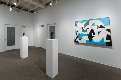 Early Northwest Masters   February 4–27, 2021   Installation View 08