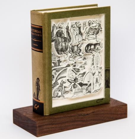 James Allen - Pictorial Websters (spine)