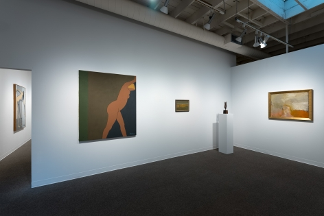 Early Northwest Masters   February 4–27, 2021   Installation View 01