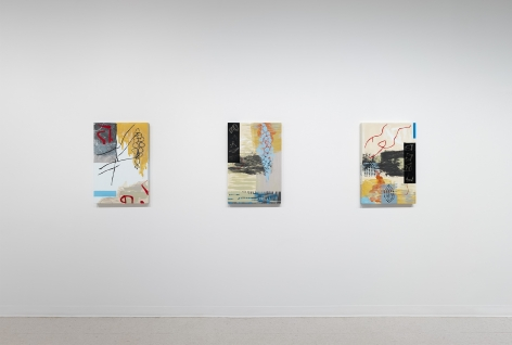 Geoffrey Pagen | Itself and Not Itself | February 2–27, 2021 | Installation View 06