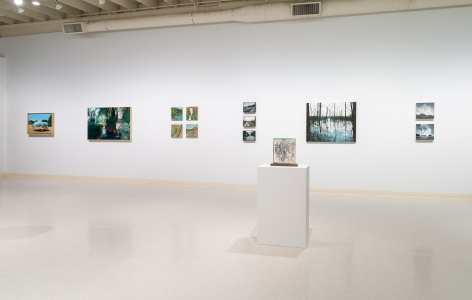 Holiday Group Exhibition | December 2019 | Russo Lee Gallery | Portland Oregon | Installation view 03